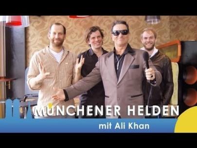Ali Khan Sportfreunde Stiller Münchner Helden