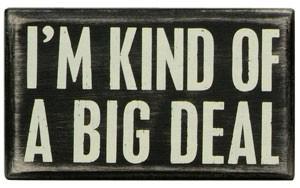 bigdeal sign