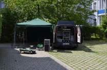 CamVan.TV at Sommerfest EBH, München 2014