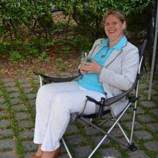 Sigrid hauer-EBH Sommerfest 2014