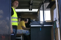 CamVan.TV at race@airport